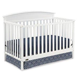 Graco Benton Convertible Crib, White