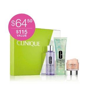 Super Skin Care Gift Set   Clinique