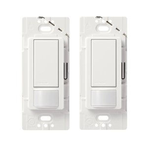 $28Lutron Maestro Sensor switch (2-Pack), 2A, No Neutral Required
