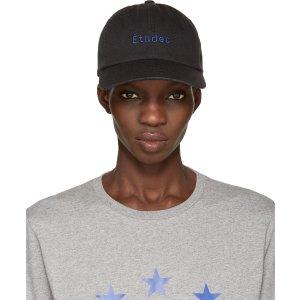 Etudes: Black Still Cap