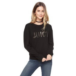 EMBELLISHED PULLOVER - Juicy Couture