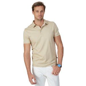Leeward Polo Shirt - Star Turquoise   Nautica