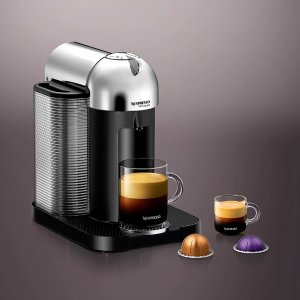 VertuoLine Chrome | Coffee Machine | Nespresso USA