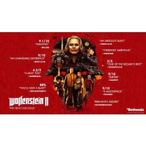 Wolfenstein II The New Colossus Pre Order