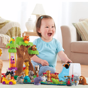 Little People A to Z Learning Zoo | J0134 | Fisher-Price