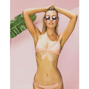 FULL TILT Triangle Bikini Top | 2018 Swim Preview
