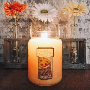 $20 Off $45+, or $50 Off $100+@ Yankee Candle