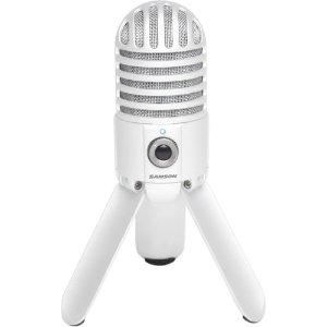 $44.99免税包邮Samson Meteor专业大振膜录音室级USB麦克风