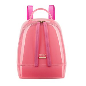 FURLA CANDY MINI BACKPACK ROSE a