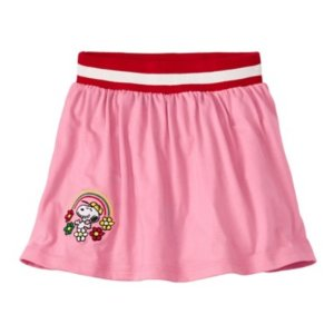 Peanuts Girls Sport Scooter Skirt from Hanna Andersson