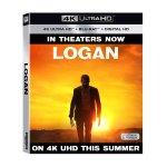 Logan (4K UHD+BD+DHD) [Blu-ray]