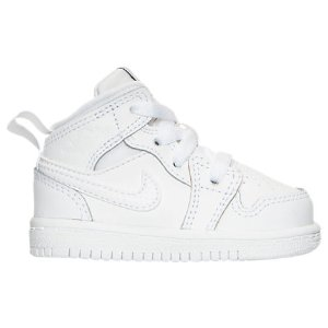 Boys' Toddler Jordan Retro 1 Mid Basketball Shoes| Finish Line