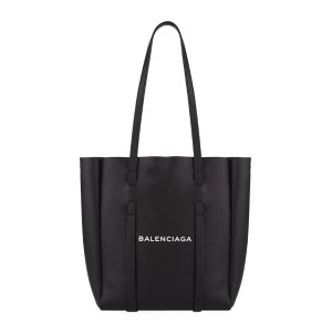 Balenciaga Leather Everyday Tote Bag