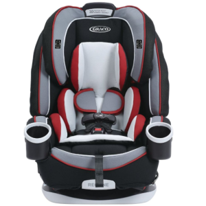 Graco 4ever All-in-One Convertible Car Seat, Cougar