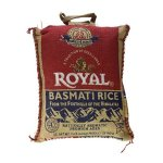 Royal Basmati Rice, 15-Pound Bag