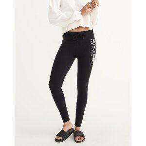 Womens Fleece Leggings | Womens Sale Up to 50% Off | Abercrombie.com