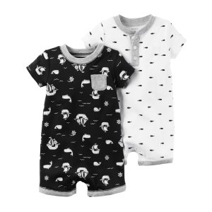 Baby Boy 2-Pack Babysoft Coveralls Set | Carters.com