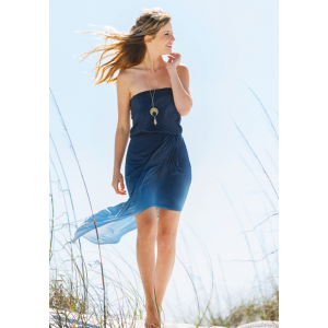 On the Road Asymmetrical Ombre Dress | South Moon Under