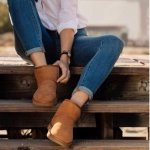 With Select UGG Shoes