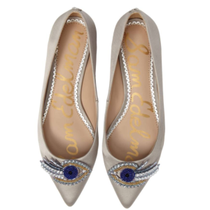 Sam Edelman Rafaella Pointy Toe Ballet Flat (Women)