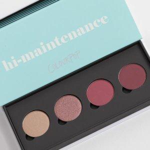 Hi-Maintenance- Pressed Powder Shadow Palette – ColourPop