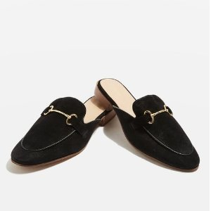 ALEXA Slip On Mules - View All Shoes - Shoes - Topshop USA