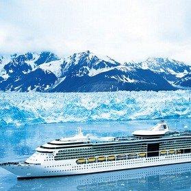 $899+7-Nt Alaska Cruise on RC Radiance of the Seas