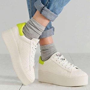 额外7.5折  收厚底小白鞋Saks Fifth Avenue 精选 Ash 运动鞋折上折热卖
