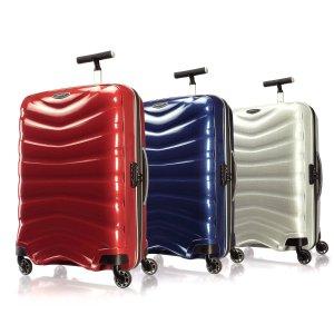 低至额外5折+包邮新秀丽官网 行李箱特卖,硬壳箱低至$65,黑标、Tru-Frame也促销
