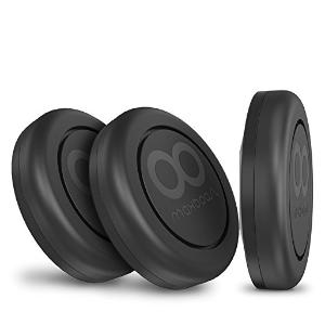 $5.99闪购:Maxboost 黏贴式磁力手机座 3个装