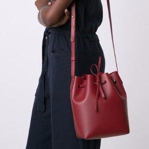 Mansur Gavriel Small Bucket Bag - Farfetch