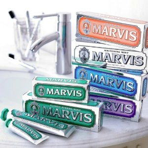 Extra 15% OFFMarvis Toothpaste Sale