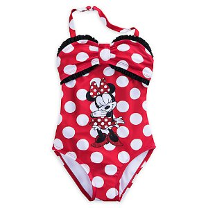 Minnie Mouse Swimsuit for Girls | Disney Store