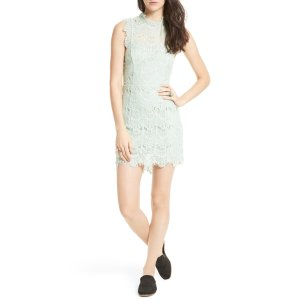 Free People | Daydream Lace Minidress
