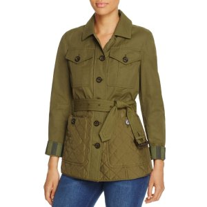 Burberry Whitworth Quilt-Detail Jacket - 100% Exclusive | Bloomingdale's