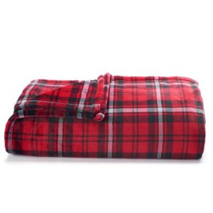 The Big One Super Soft Plush Blanket Full/Queen