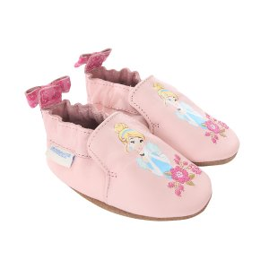 Cinderella Baby Shoes, Soft Soles