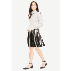 Sequin Full Skirt | Ann Taylor