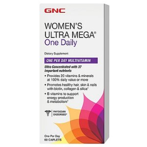 GNC Women's ULTRA MEGA® One Daily