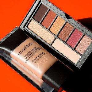 25% Off $50 PurchaseFriends & Family @ Smashbox Cosmetics