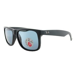 Ray-Ban 4165 Polarized Justin Sunglasses