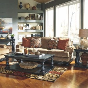 Up to 40% Off Accent Tables, Lighting, Rugs & TV Stands @ Ashley Furniture