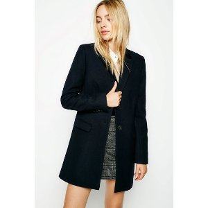 CHEPMELL WOOL OVERCOAT | JackWills US