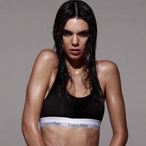 今日闪购低至3折起精选Adidas、UA、CK等女士运动抹胸、内衣