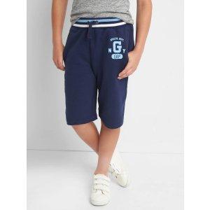 Logo sweat shorts | Gap