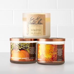 3-Wick Candles | Bath & Body Works