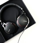 SONY MDR-1A Premium Hi-Res Stereo Headphones