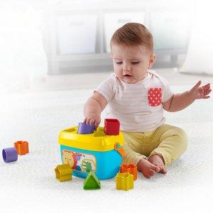 Fisher-Price Baby's First Blocks | FFC84 | Fisher-Price