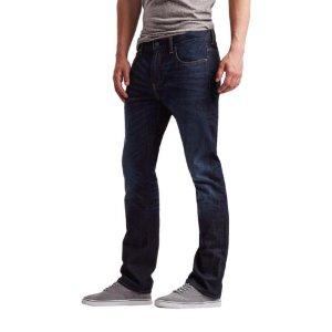 aeropostale 男士直筒牛仔裤
