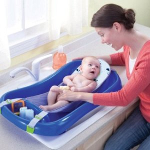 $12.87The First Years Sure Comfort Deluxe Newborn To Toddler Tub